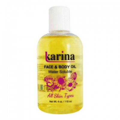 Face and Body Oil 4 oz